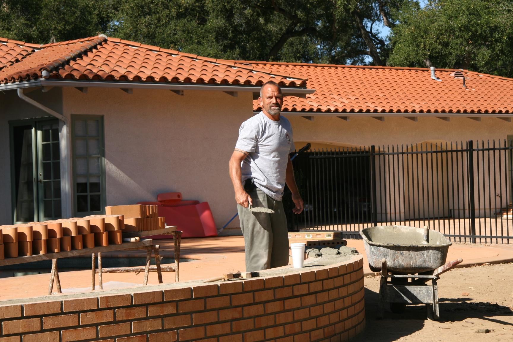 Brick 171 Rose Masonry And Concrete